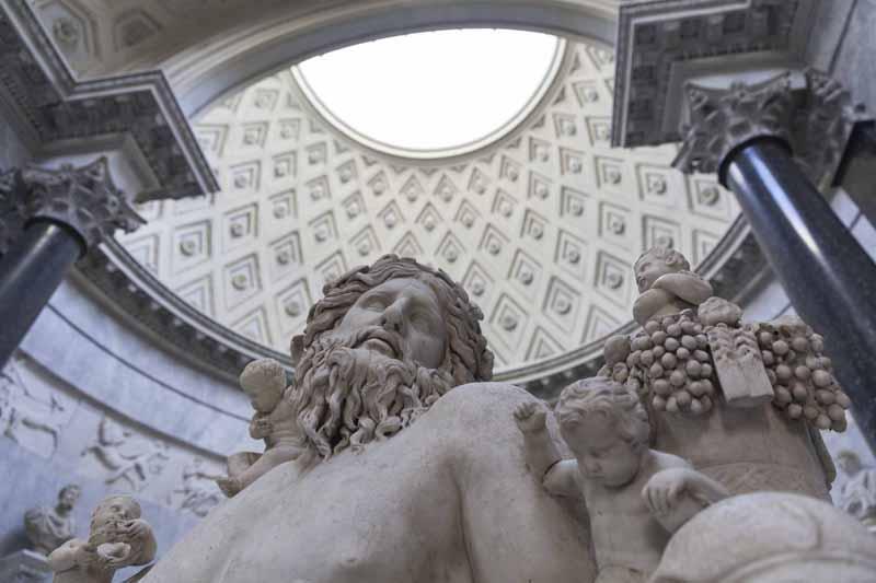 Musei Vaticani, torna a splendere il Braccio Nuovo