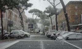 Neve a Roma e Frosinone per domani 15 gennaio 2017? Ecco le probabilità nei maggiori centri