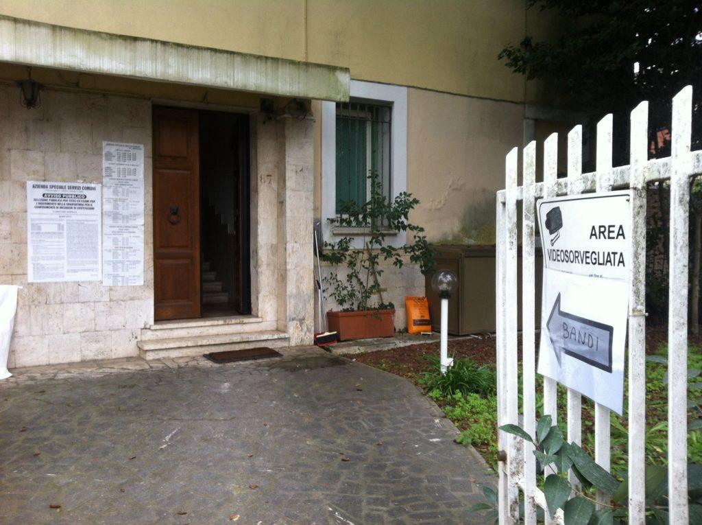 Sede ASSC Colleferro, via Giotto