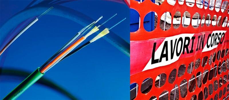 Ciociaria, la fibra ultraveloce arriva in provincia di Frosinone: i 16 Comuni interessati dai lavori di Tim