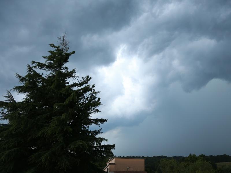 meteo province di roma e frosinone 6 7 8 maggio 2017