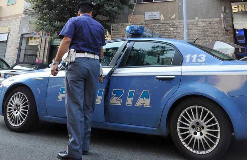 roma minacce compagna spaccio droga