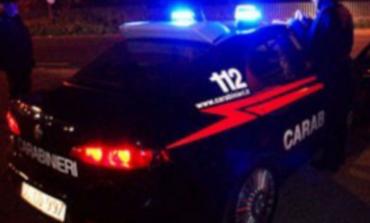 Frosinone, controlli dei Carabinieri in zona scalo: arrestato un 26enne di Velletri. Foglio di via obbligatorio per una 27enne di Colleferro