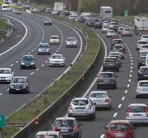 Autostrada A1, grave incidente tra San Cesareo e Roma Sud in direzione nord