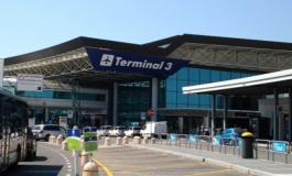 Fiumicino, falso allarme all'aeroporto: una cassetta metallica è stata fatta brillare