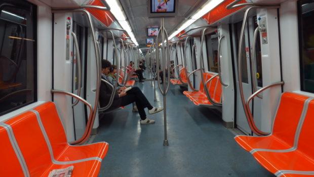 Roma metro a e b installate 110 colonnine sos per for Corso arredatore d interni milano