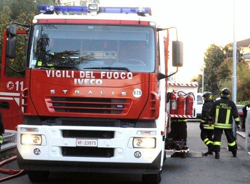 vigile del fuoco catania capannelle montelibretti morto coronavirus covid