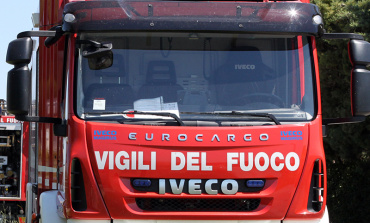 Artena, Valmontone, Lariano: vigili del fuoco a lavoro per domane gli incendi. Ecco la situazione