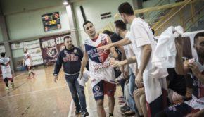 """Basket Serie B Girone C, """"dolce"""" sconfitta per BPC Virtus Cassino contro il Palermo"""