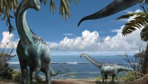 ritrovamento dinosauro