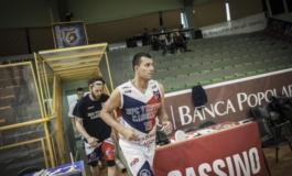 Basket, la Virtus Cassino affronta Palermo: ultimi minuti prima della fine della regular season