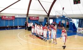 Basket, impresa della Virtus Valmontone: piegata San Severo