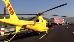 Lunghe code sulla A1 per due incidenti tra Anagni, Colleferro e Valmontone