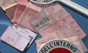 Veroli, 32enne si rifiuta di fare l'etilometro: patente ritirata