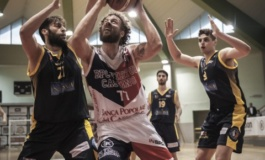 Playoff, BPC Virtus Cassino batte Scafati in gara 1: 86-69