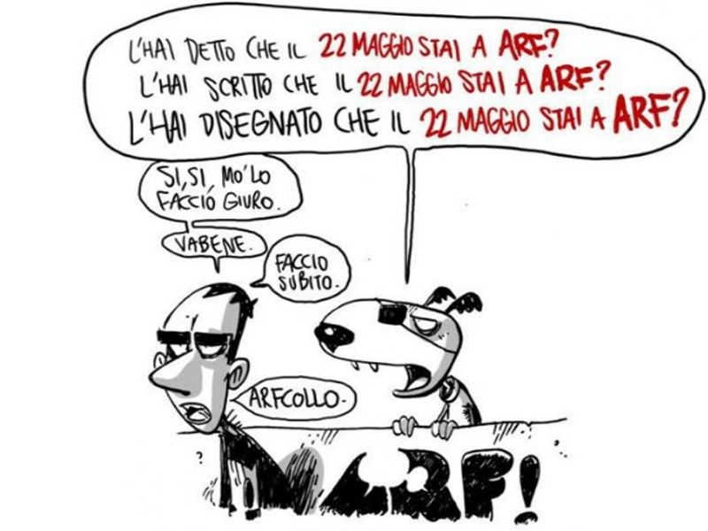 ARFestival 2016 Macro testaccio roma