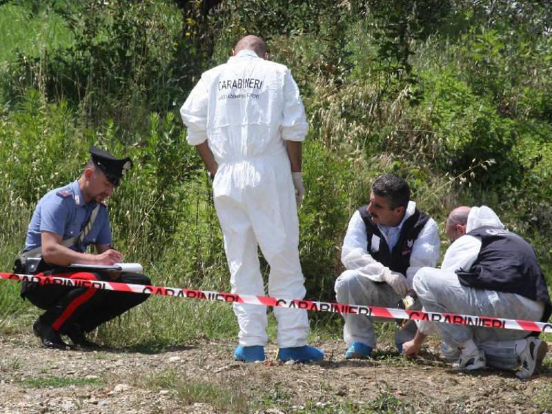 Ceccano, cadavere ritrovato nel quartiere Di Vittorio: usato come messaggio?