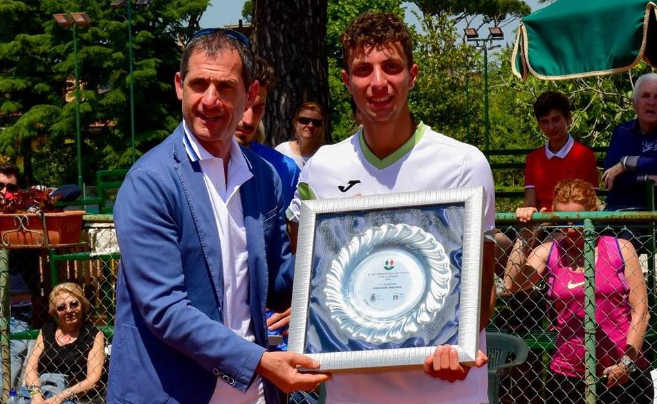 Tc New Country Club, a Di Nicola la vittoria nel singolare del Future Città di Frascati