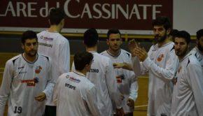 Vendetta Cassino in gara3: 103-78. Palestrina sconfitto