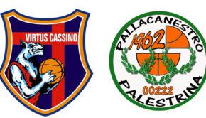 Palestrina - Cassino basket