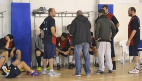 San Nilo Basket Grottaferrata