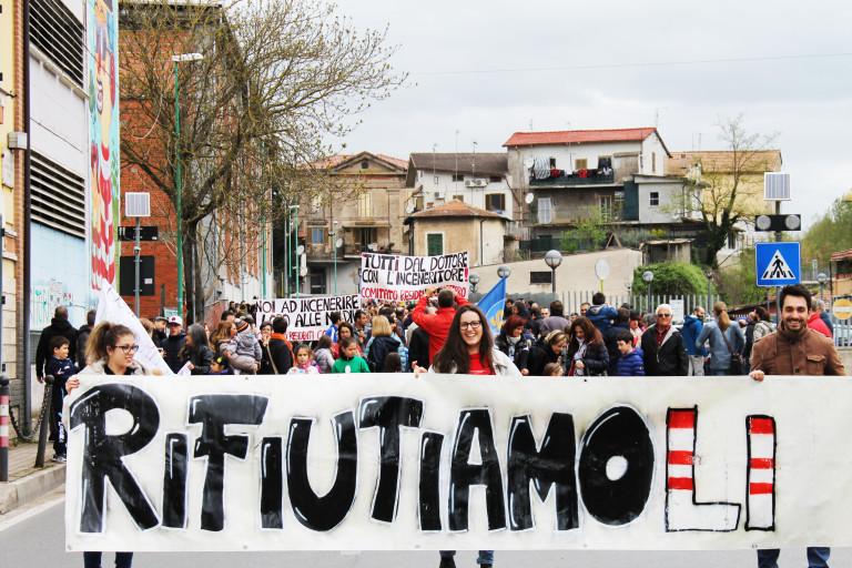 Colleferro, assemblea cittadina di Rifiutiamoli su chiusura discarica e progetto del compound