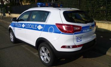 Fiumicino, la Polizia Locale è in prima linea per contrastare l'abusivismo di taxi e NCC all'aeroporto