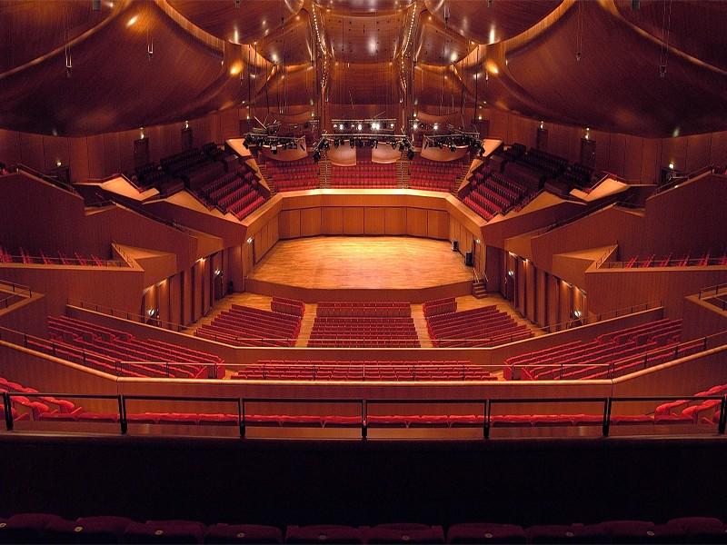 Musica per Roma: gli appuntamenti dal 9 al 16 luglio 2017 all'Auditorium
