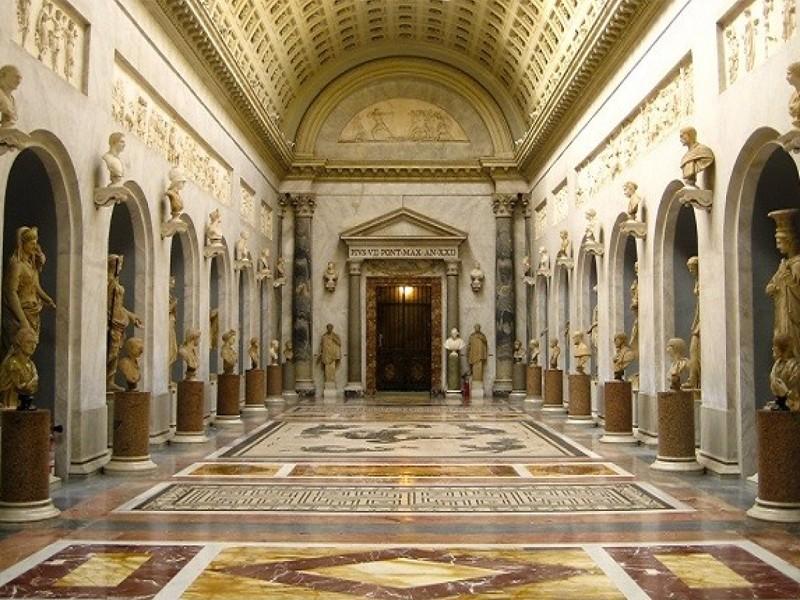 Musei Vaticani, inaugurazione Sala Studio Azzurro il 28 settembre 2016