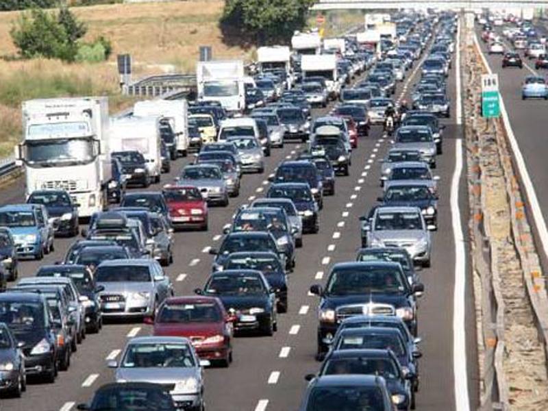 autostrada A1 incidente 28 aprile 2019 Valmontone