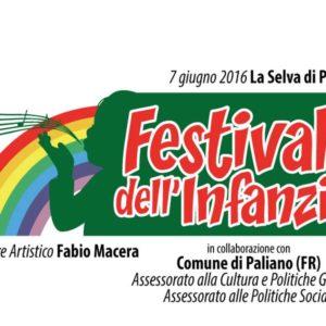 Paliano, il teatro dei ragazzi al festival dell'infanzia: il 7 giugno a La Selva