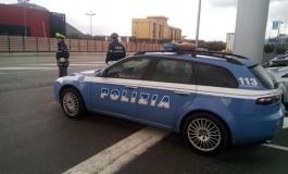 Cassino, controlli straordinari da parte della Polizia: arrestato 25enne
