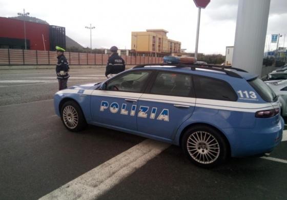 Ciociaria, Week end di controlli per la Polizia di Stato: 6 persone denunciate