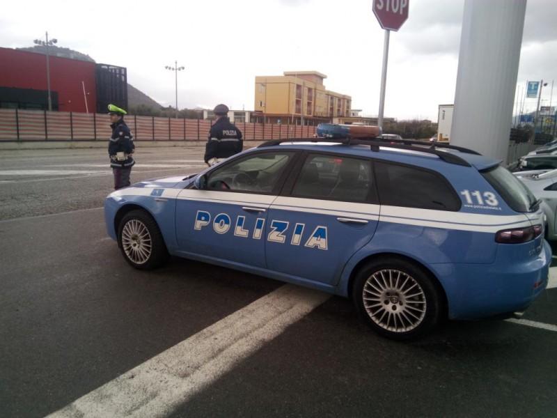 Cassino, ladri all'Autogrill: avevano appena svaligiato la macchina di un medico