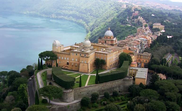 """""""Tutto può succedere 3"""", Castel Gandolfo diventa set di alcune scene per la nuova stagione della serie tv"""