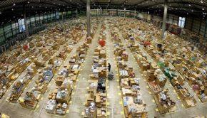 Fara in Sabina, Amazon annuncia apertura centro di distribuzione