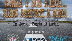 Venditti Cover Band: Bomba o non Bomba... Siamo arrivati a Roma