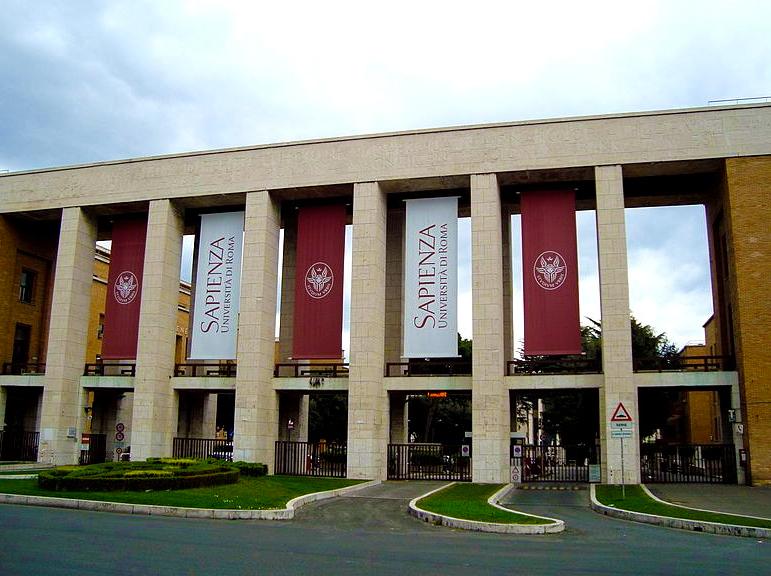 La Sapienza primo Ateneo italiano nella classifica mondiale Arwu di Shanghai di agosto