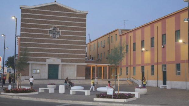 Torvaianica piazza ungheria fucci