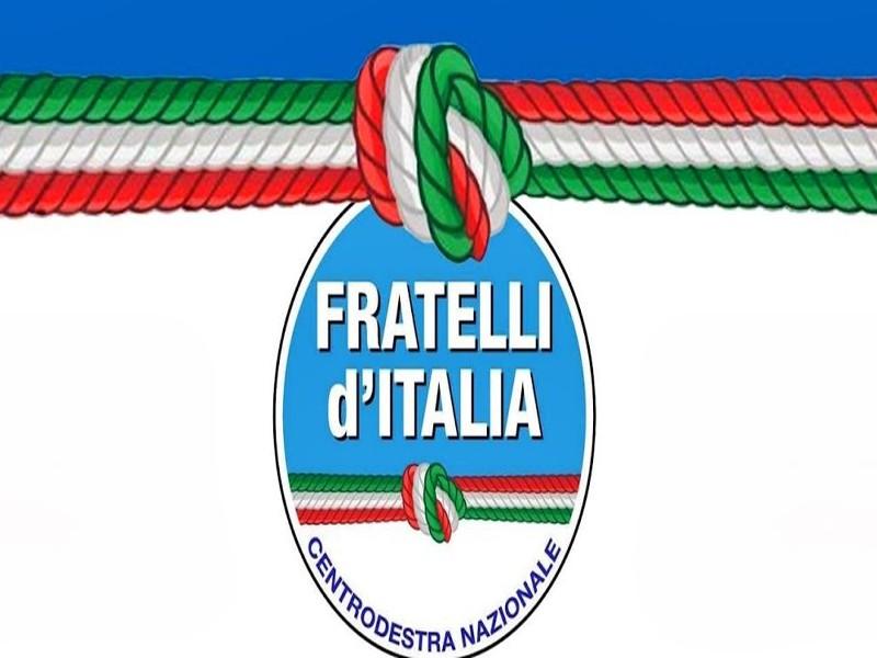 Frascati, Silvestroni (FdI): nessuna alleanza con la sinistra