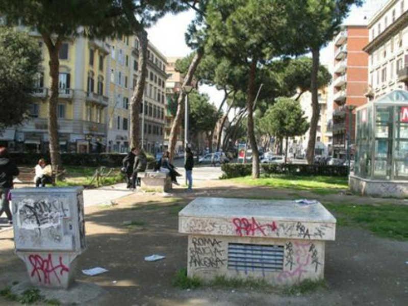 Piazza dei Re di Roma, approvato il progetto di riqualificazione: stanziati oltre 250mila euro per il restyling