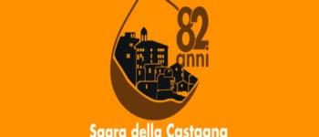 Cave, Sagra della Castagna 2016: dal 28 al 30 ottobre. Il programma dell'82esima edizione