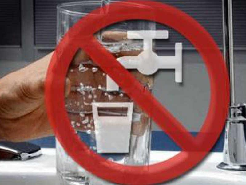 #Colleferro, divieto di uso umano dell'acqua in Via Vittorio Emanuele