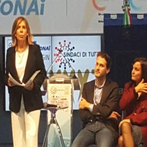 """Fiumicino, 33ma Assemblea nazionale Anci: l'assessore Di Genesio Pagliuca: """"Esperienza importante"""""""