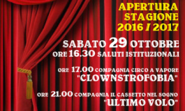 Pomezia, inaugurazione nuovo teatro: sabato 29 ottobre i primi spettacoli