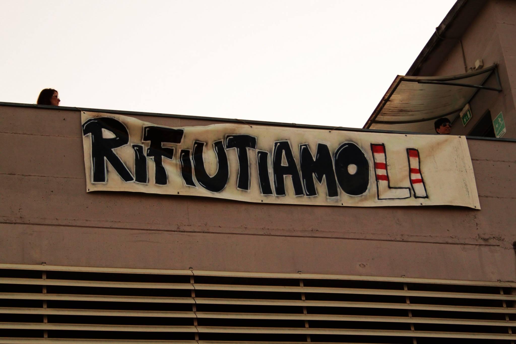 rifiuti roma movimento rifiutiamoli