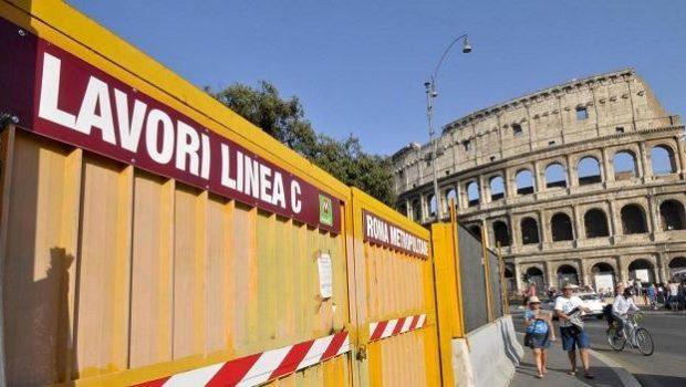 """Roma, proseguono i lavori per la tanto sospirata Metro C: partite """"talpe"""" verso Amba Aradam"""