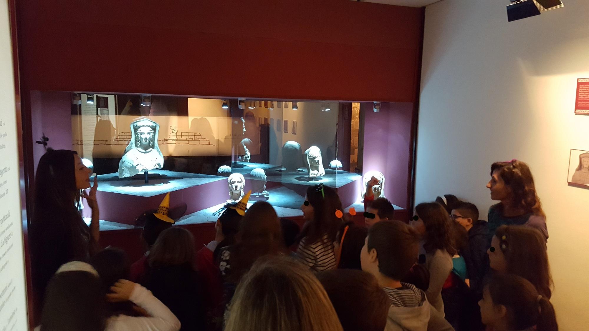 Pomezia, Autunno al Museo Lavinium: un successo gli eventi per grandi e bambini