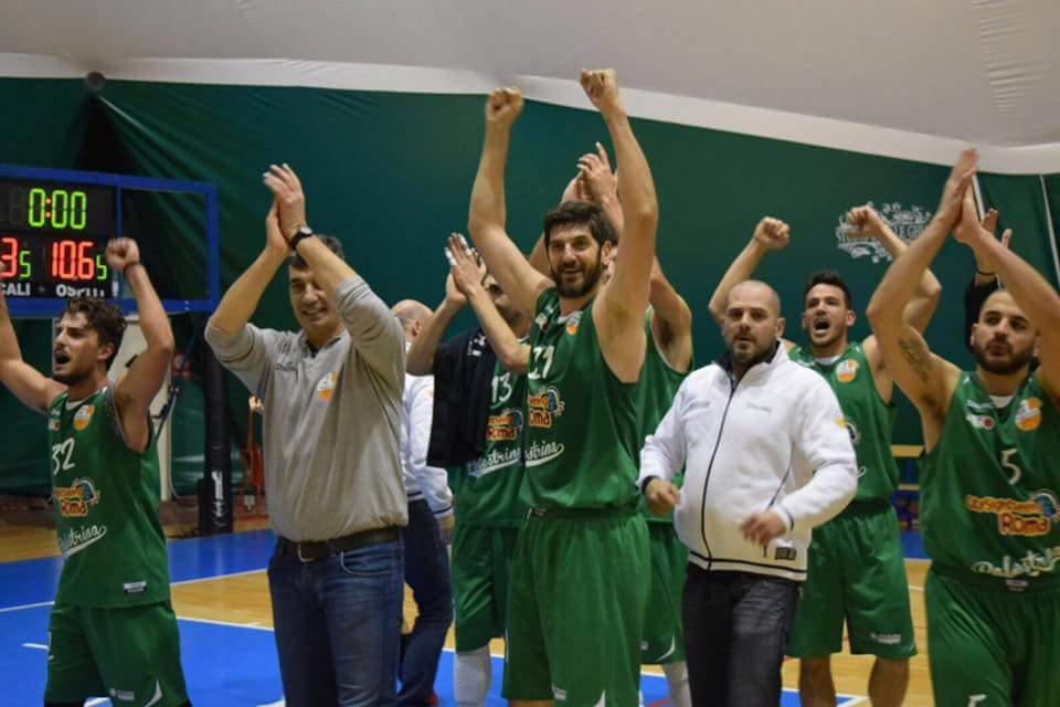 Basket Palestrina indomabile in casa Hsc: 78-90: bella vittoria fuori casa per il Citysightseeing