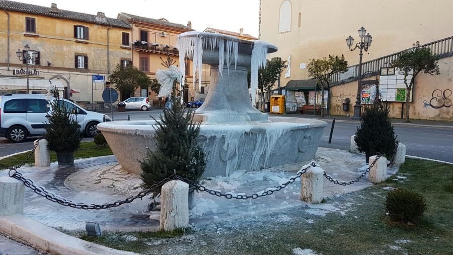 zagarolo gelo fontana